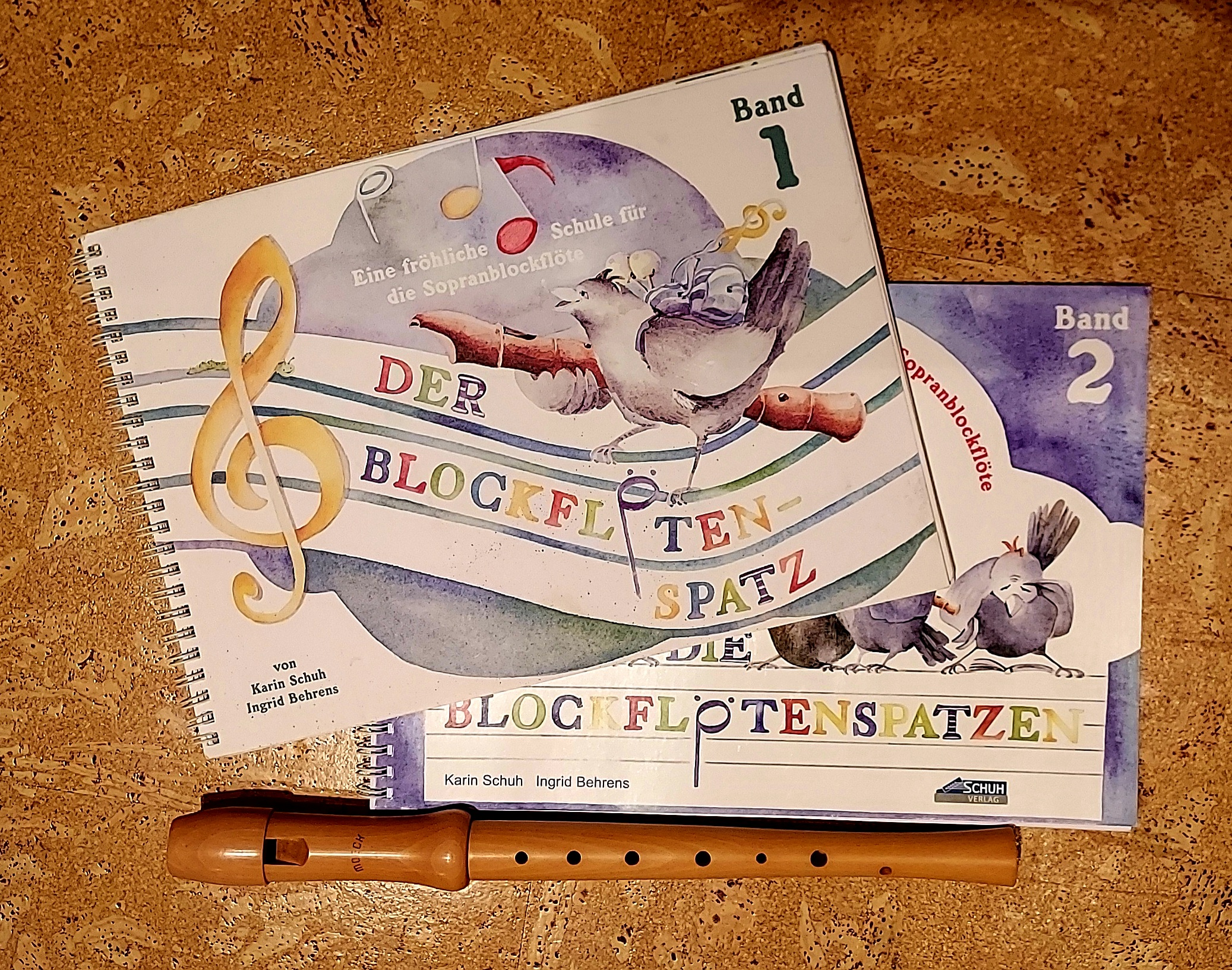 Blockflötenkurse starten